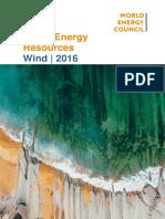 WEResources Wind -2016