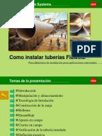 Instalacion de Tuberia