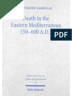 A. Samellas. Death in the Eastern Mediterranean (50–600 a. D.)
