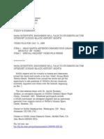 Official NASA Communication m99-013