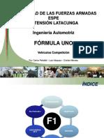 Exposición Formula 1