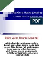 Akuntansi Pajak Leasing