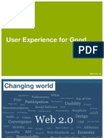 2009-11-20 UX for Good