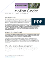 The Emotion Code Free Report v2