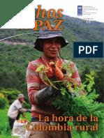 Colombia Rural Razones Para La Esperanza
