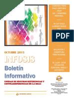 Boletin RSAC 2015 - SIS