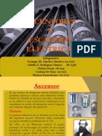 Ascensores y Escaleras Elctricas