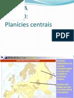 EUROPA-PLANÍCIES CENTRAIS