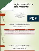 Metodología Evaluación de Impacto Ambiental