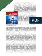 Las Cruces Sobre El Agua de Joaquin Gallegos Lara