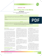 211CME-Principles of Drug Use in the Elderly