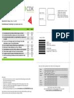 CME 226 - Formulir Pertanyaan