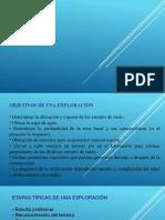 Presentación1 EXPLORACION DE SUELOS