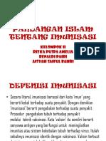 Pandangan Islam Tentang Imunisasi,Ppt