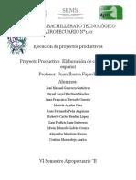 Proyecto Chorizo