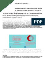 ¿Cómo diseñar una oficina en casa_ _ Arquinetpolis.pdf