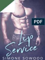 Simone Sowood - Lip Service