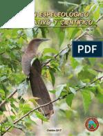 Boletín Espeleológico Informativo y Científico No.13