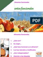 alimentos funcionales ppt