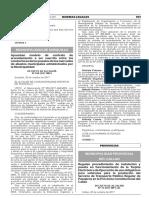Instalación y puesta en funcionamiento de la Tarjeta Electrónica de Operación