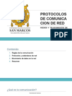 Clase 02 - Protocolos de Comunicacion de Red