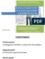 Parte 1 Investigacion Cientifica y Desarrollo Tecnologico
