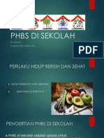 Phbs Di Sekolah Pp