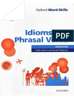 Idiom and Phrasal Verb