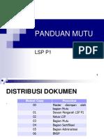 Presentasi Lembaga Sertifikasi Profesi.