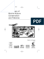 Glossary of Marine Nature Conservation and Fisheries