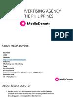 Media Donuts Advertising Agency