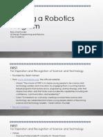 startingroboticsprogram