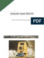 Estación Total SOUTH