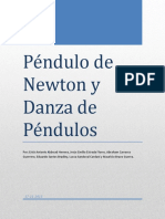 Péndulo de Newton