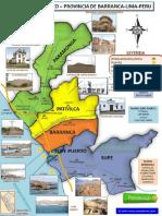 Mapa Turistico de Barranca