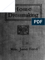 Home Dressmaking 1913