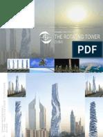 Rotating Skyscraper Dubai Brochure