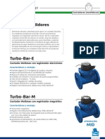 IR TURBO BAR M E Product Page Spanish 9 2016