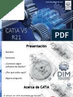 Catia V5 R21 - 2017