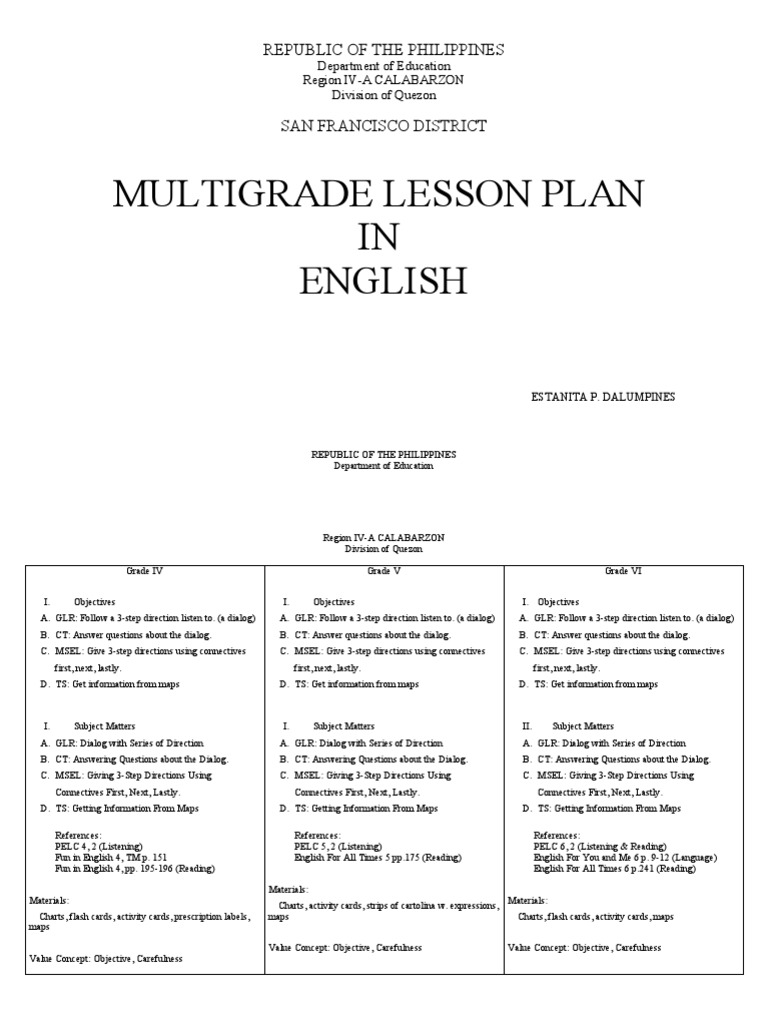siop lesson plan template 3 word document - siop lesson plan 3rd grade math siop lesson plan 3rd
