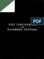Key Line System of Garment Cutting 1892