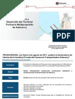 PPT Modernización Terminal Portuario Salaverry 4 Ago 17