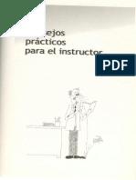 Consejos prácticos para el instructor