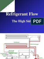 Refrigerant Flow NT 551