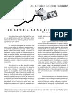 LEBOWITZ MICHAEL - QUE MANTIENE AL CAPITALISMO FUNCIONANDO.pdf