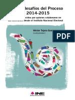 3 Retos y Desafios 2014-2015