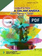 Kabupaten Jepara Dalam Angka 2016