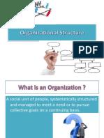 organizationalstructureppt-120821070841-phpapp02