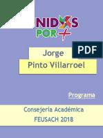 Lista a - Opcion 2 - Programa Consejeria Académica 2018 - Jorge Pinto