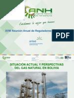 Industrializacion de Gas